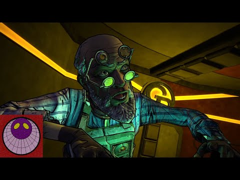Cassius Cutscene Compilation - Tales from the Borderlands: The Vault of the Traveler