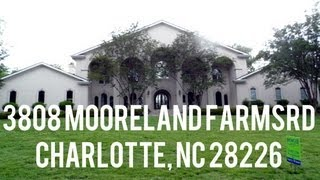 3808 Mooreland Farms Rd. Charlotte, NC 28226 - Royden Neighborhood Homes For Sale