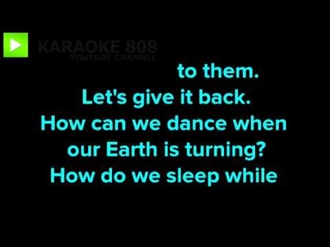 Beds Are Burning ~ Midnight Oil Karaoke Version ~ Karaoke 808