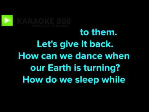 Beds Are Burning ~ Midnight Oil Karaoke Version ~ Karaoke 808