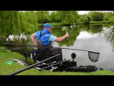 Challenge Andy May... Round 5 - Steven Porter @ Solhampton Fisheries