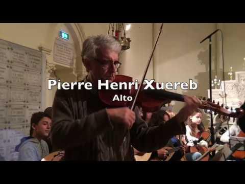 Pierre Henri Xuereb, altiste - Portrait (EPK)