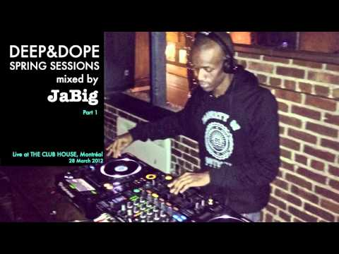 Sexy Deep House Lounge & Soulful Indie Dance Music Playlist Live DJ Mix by JaBig - DEEP&DOPE