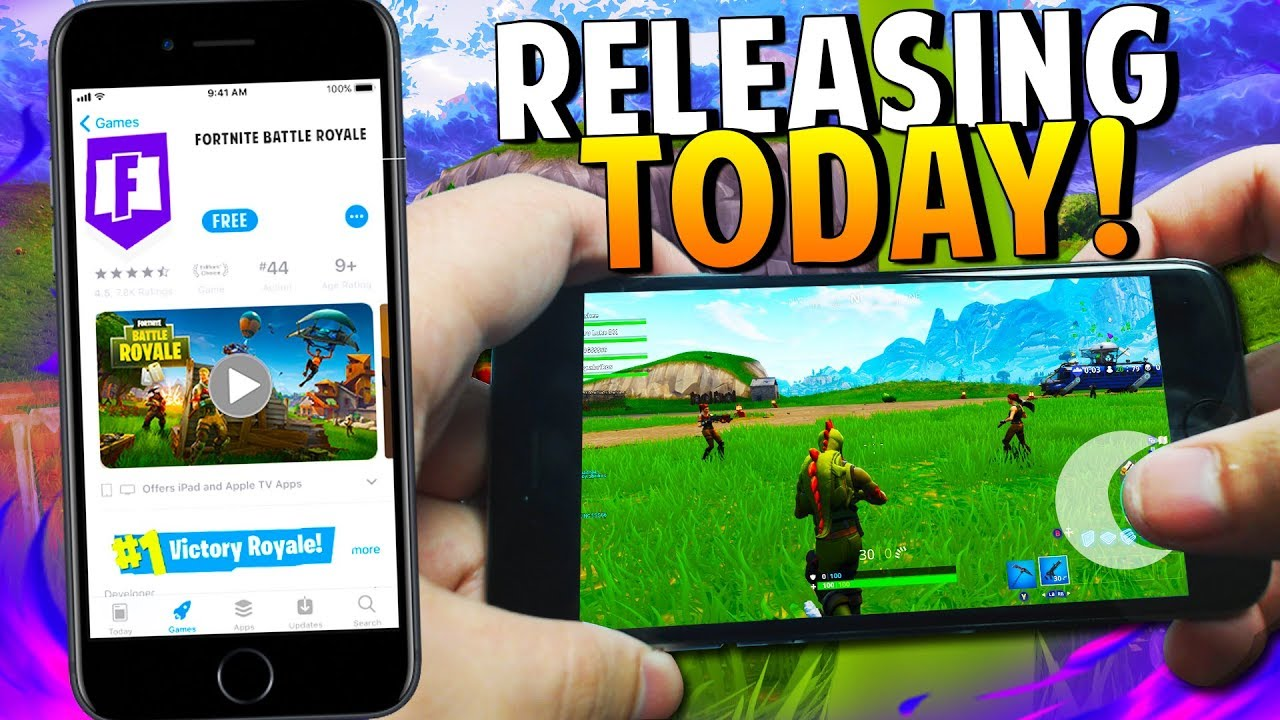 fortnite battle royale for android release date