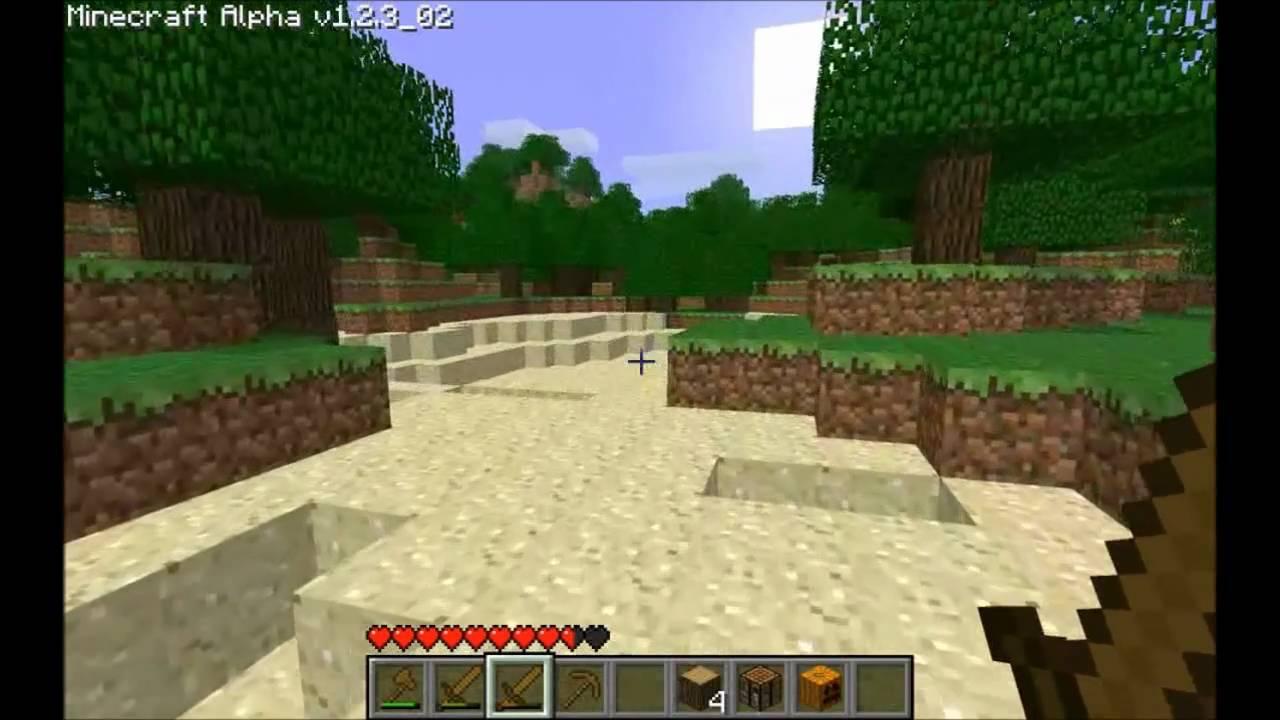 Paul S Minecraft Vlog 02 November 25th 2010 Youtube