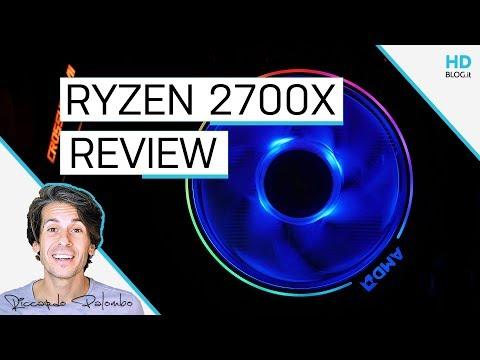 RECENSIONE AMD Ryzen 7 2700X: frequenze più alte per più tempo   ASSEMBLAGGIO PC