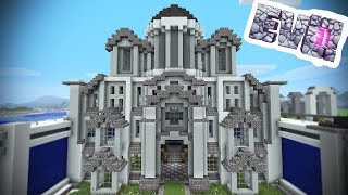 BUILDING DONE! - Minecraft Evo SMP #30