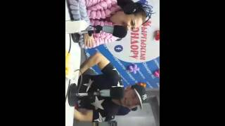 Mirgul9   На дне рождении Кыргызстан Обондору Арсен и Анжелика