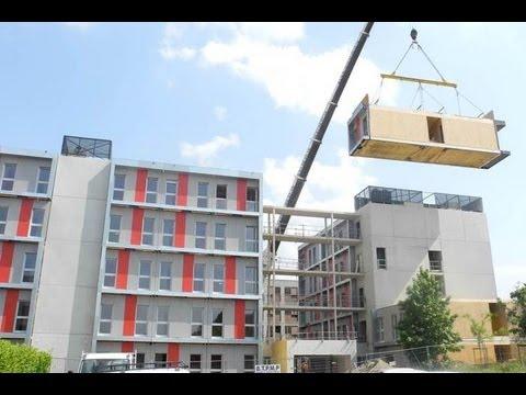 Jip r union juillet 2011 doovi for Maison container reportage m6