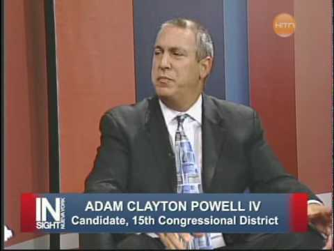 """Adam Clayton Powell IV: """"It's time to turn the page"""""""