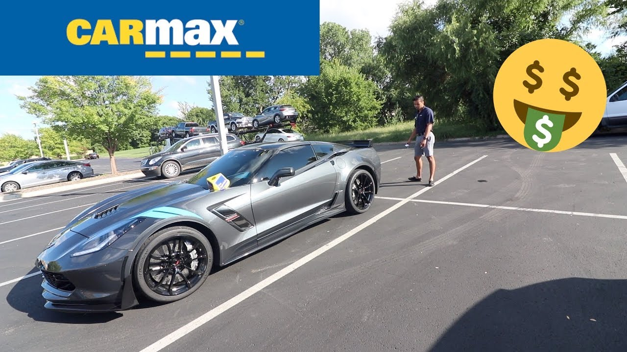 Car Max Near Me >> What Car Max Offered Me On A 2017 Gs Collectors Edition