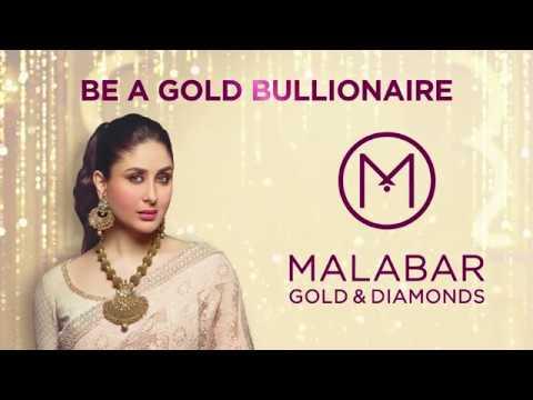Win up to 75 gold bars & be a Gold Bullionaire at Malabar Gold & Diamond - KSA