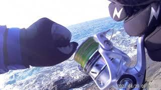 Рыбалка с Берега Минтай Открытие сезона 2021