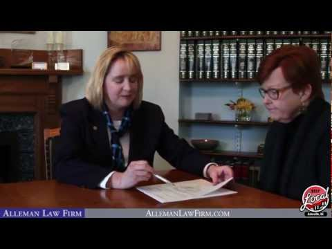Alleman Law Firm Asheville Attorney for Wills, Probate, Guardianship, Trusts, and Power of Attorney