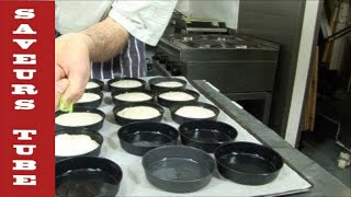 How to make Crumpets with TV Chef Julien Picamil from Saveurs Dartmouth UK