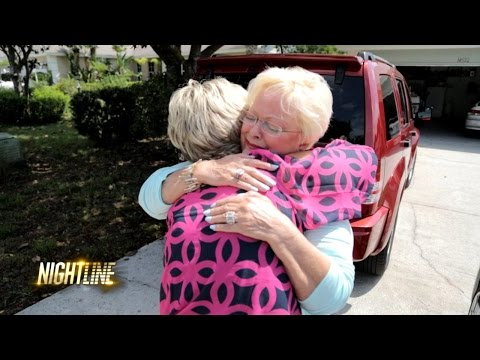 Adopted Daughter Reunites with Mother 47 Years Later