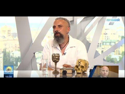 """ТК """"Прямий"""" экстрасенс Дмитрий Дульський."""
