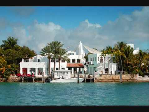 Madonna's House in Miami, FL