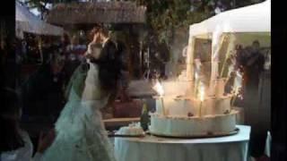 Svadba Šime Vatrometi specijalni efekti