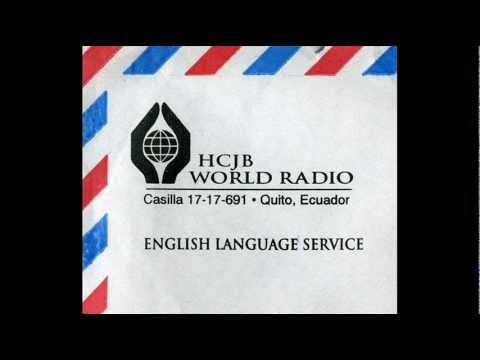 HCJB World Radio - The Voice of Andes (interval signal)