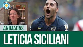Leti Siciliani en #Animadas (2 de 2)