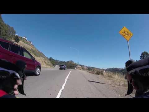 Berkeley Hills Bike Ride 7.14.16