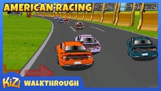 [Kizi Games] American Racing → Walkthrough