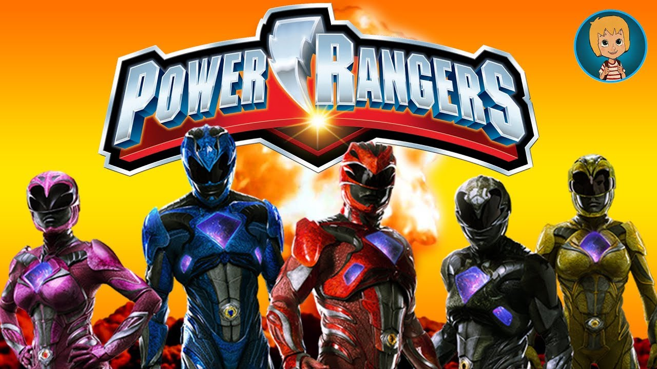 POWER RANGERS - Dino CHARGE Unleash THe POWER 1 Gameplay with GERTI Toys