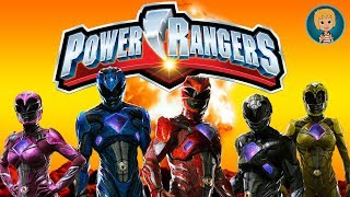 Saban's POWER RANGERS Dino CHARGE Unleash The POWER 1 By GERTIT
