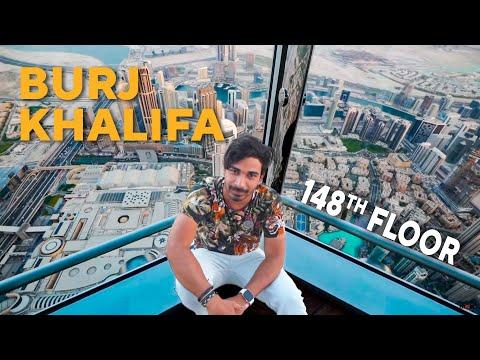 SKY VIP Pass for Burj Khalifa, Dubai 😎