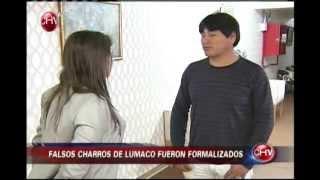 LOS CHARROS DE LUMACO CON LA VOZ DE MARC...