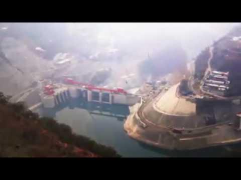 Azaad Kashmir: Hydropower Patrind Dam Hydropower Completed | 2017