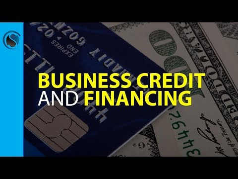 Business Credit and Business Loans