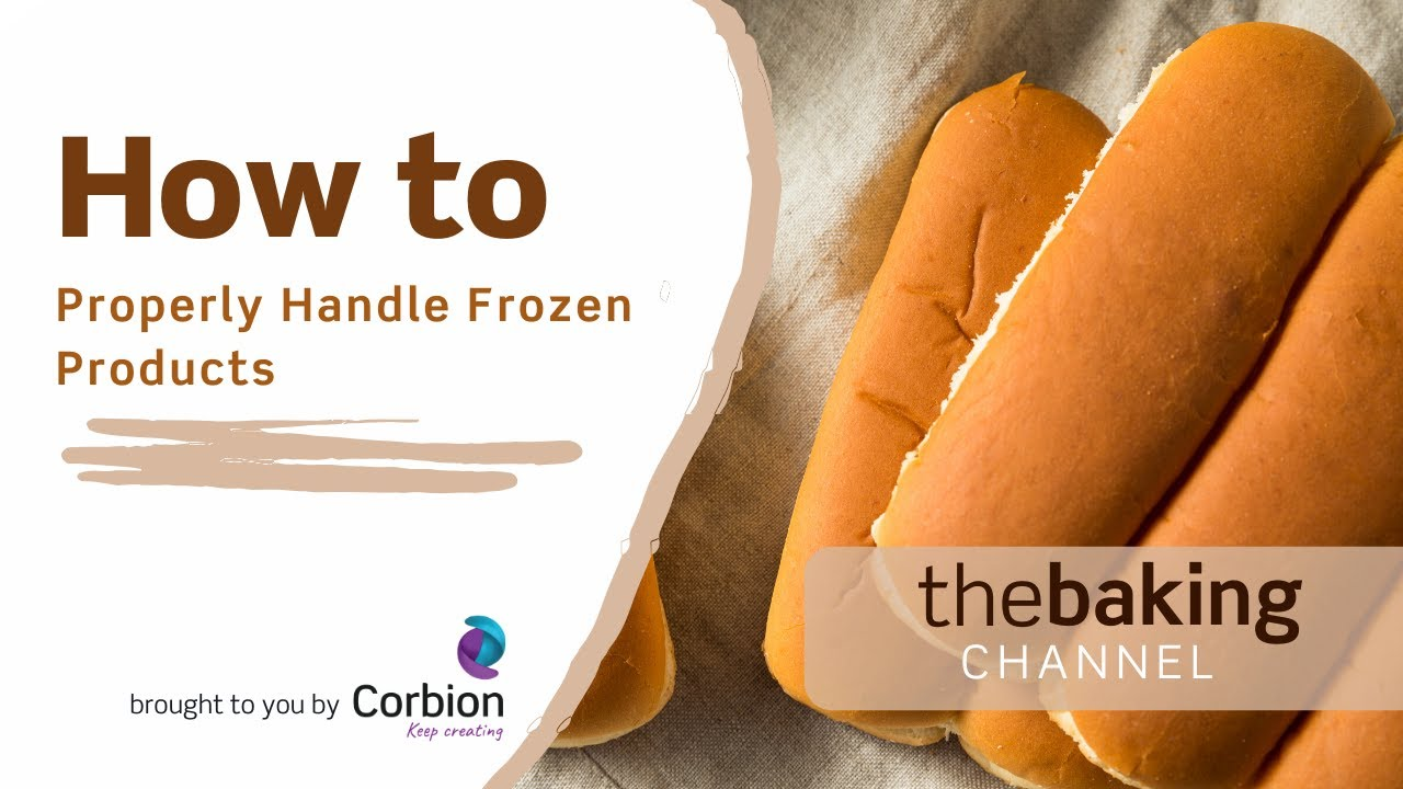 How to Properly Handle Frozen Products