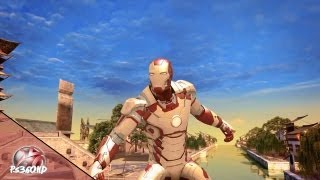 Iron Man 3: The Official Game - Gameplay Trailer (IOS)