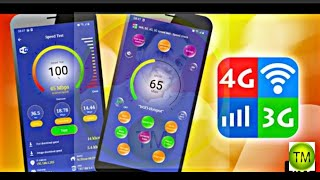 how to check internet speed 5G 3G 4G| best app for speed checker|√March 8, 2021 screenshot 5