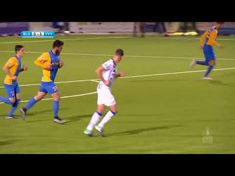 Samenvatting SV Blauw Geel '38 - VVV-Venlo