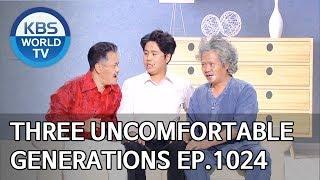 Three Uncomfortable Generations [Gag Concert / 2019.11.23]