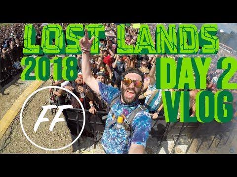 LOST LANDS 2018 DAY 2 FESTIVLOG
