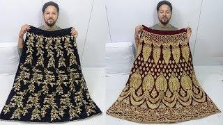 Designer Lehenga Biggest Suppler In India |  Lehenga Choli Dupatta With Price | All World Shipping