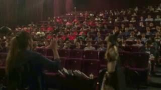 《魔獸:崛起》暴雪娛樂玩家首映會,開場前叫陣!