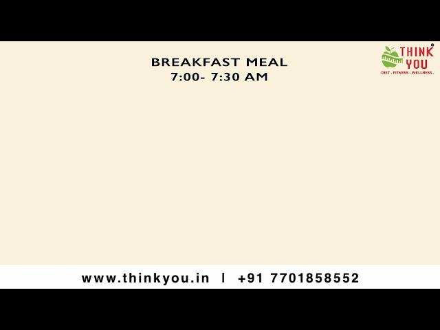 Navratri Diet plan by Dt. Himanshu Rai | Think You