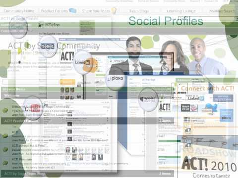 Social Media & Sage CRM - Elite Business Services