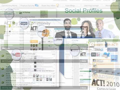 Social Media & Sage CRM - Elite Business Services
