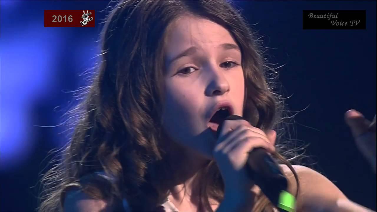 Maria.'Solnyshko'.The Voice Kids Russia 2016. - YouTube