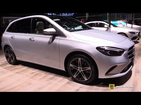 2019 Mercedes B200 - Exterior and Interior Walkaround - 2019 Geneva Motor Show