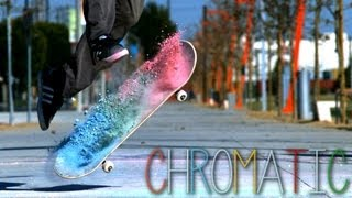 Chromatic A Slow Motion Short Jordan Hoffart Aldrin Garcia Josh Hawkins