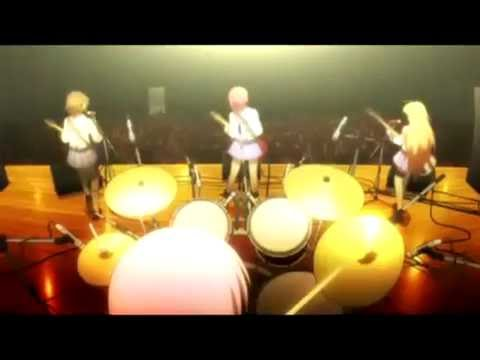 Girls Dead Monster - 'Alchemy' [Full-length HD] (Angel Beats!)