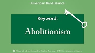 Keyword: Abolitionism