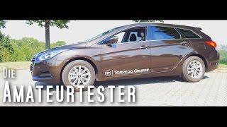 Hyundai i40 2016 Test Autotest смотреть